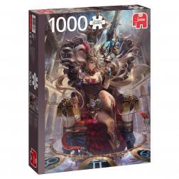 Puzzle Fantasy - Zodiac Queen (1000pcs)