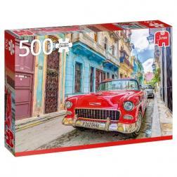 Puzzle - La Havane, Cuba (500pcs)