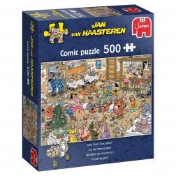 Puzzle - New Year Celebration! (500 pcs)