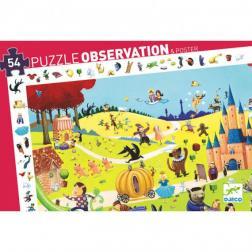 Puzzle Observation - Contes (54 pcs)