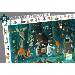 Puzzle Observation - L'Orchestre (35 pcs)