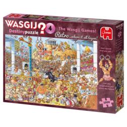 Puzzle wasgij! Destiny 4 - The Wasgij Games! (1000 pcs)