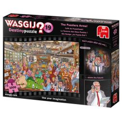 Puzzle Wasgij ! Destiny 19 - The Puzzlers Arms! (1000 pcs)