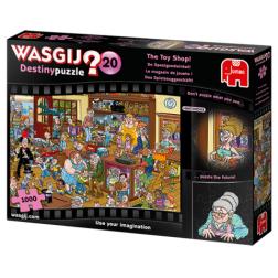 Puzzle Wasgij ! Destiny 20 - The Toy Shop! (1000 pcs)