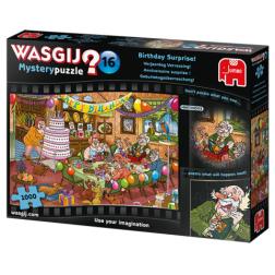 Puzzle Wasgij ! Mystery 16 - Birthday Surprise! (1000 pcs)