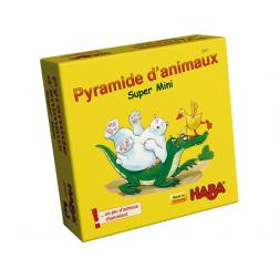 Pyramide d'animaux - Super Mini