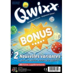 Qwixx Bonus (nouveaux blocs)