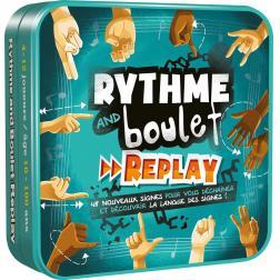 Rythm'n Boulet : Replay