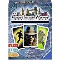 Scotlandyard - le jeu de cartes