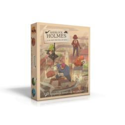 Sherlock Holmes (1-4 joueurs) - La BD dont vous êtes le héros