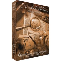 Sherlock Holmes Détective Conseil - Meurtre sur la Tamise