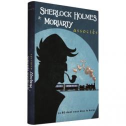 Sherlock Holmes T.3 : Sherlock Holmes & Moriarty Associés - La BD dont vous êtes le héros