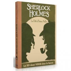 Sherlock Holmes T4, Le Défi D'Irène Adler - La BD dont vous êtes le héros