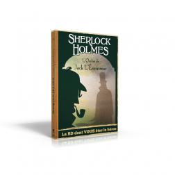 Sherlock Holmes - T6 - L'ombre de Jack l'éventreur - La BD dont vous êtes le héros
