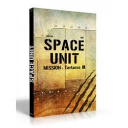 Space Unit : Mission Tartarus III - La BD dont vous êtes le héros