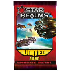 Star Realms - Booster United - Assaut