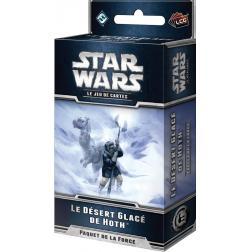 STAR WARS JCE - Le desert glacé de Hoth