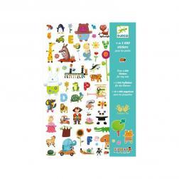 Stickers - 1000 Stickers pour les Petits