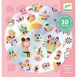 Stickers - Lovely rainbow