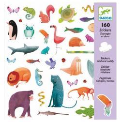 Stickers - Sauvages et doux