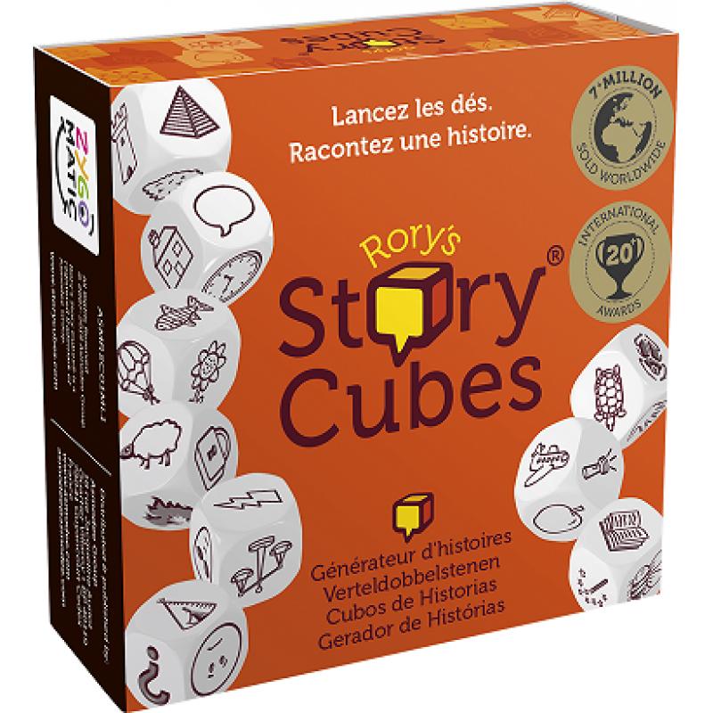 0Story Cube - Original (orange)