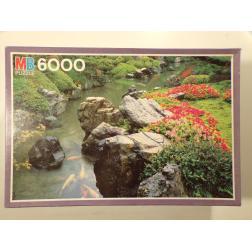 Super Puzzle 6000 pièces - Jardin Japonais (occasion)