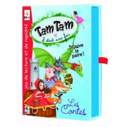 Tam Tam - il était une fois - Les Contes