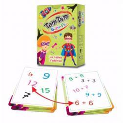 Tam Tam - Superplus - Les tables d'addition