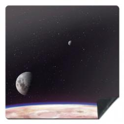 Tapis 92x92 (Taille 3) - Deep Planet