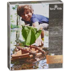 Terra Kids - Kit d'assemblage Bateau en liège