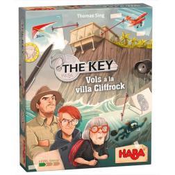 The Key - Vol à la Villa Cliffrock