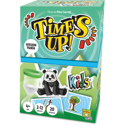 Time's Up Kids - Panda