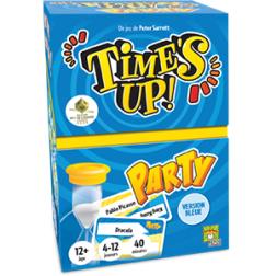 Time's Up Party - Bleu