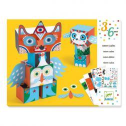 Totem Cubes - Drôle de Bêtes