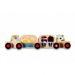 Tracteur - Set d'assemblage