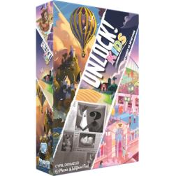 Unlock ! Kids - Histoires de Détectives