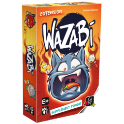 Wazabi - ext. Supplément Piment