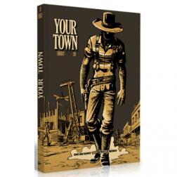 Your Town - La BD dont vous êtes le héros